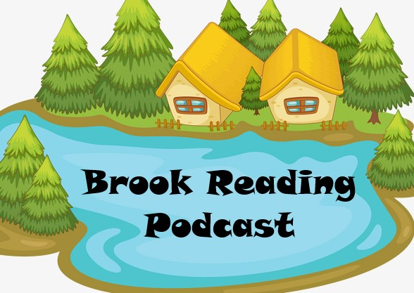 The Brook Reading Podcast show art