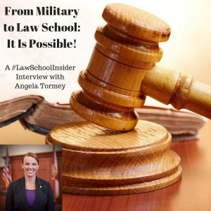 From Military Service to Law School - It is Possible! - EP37