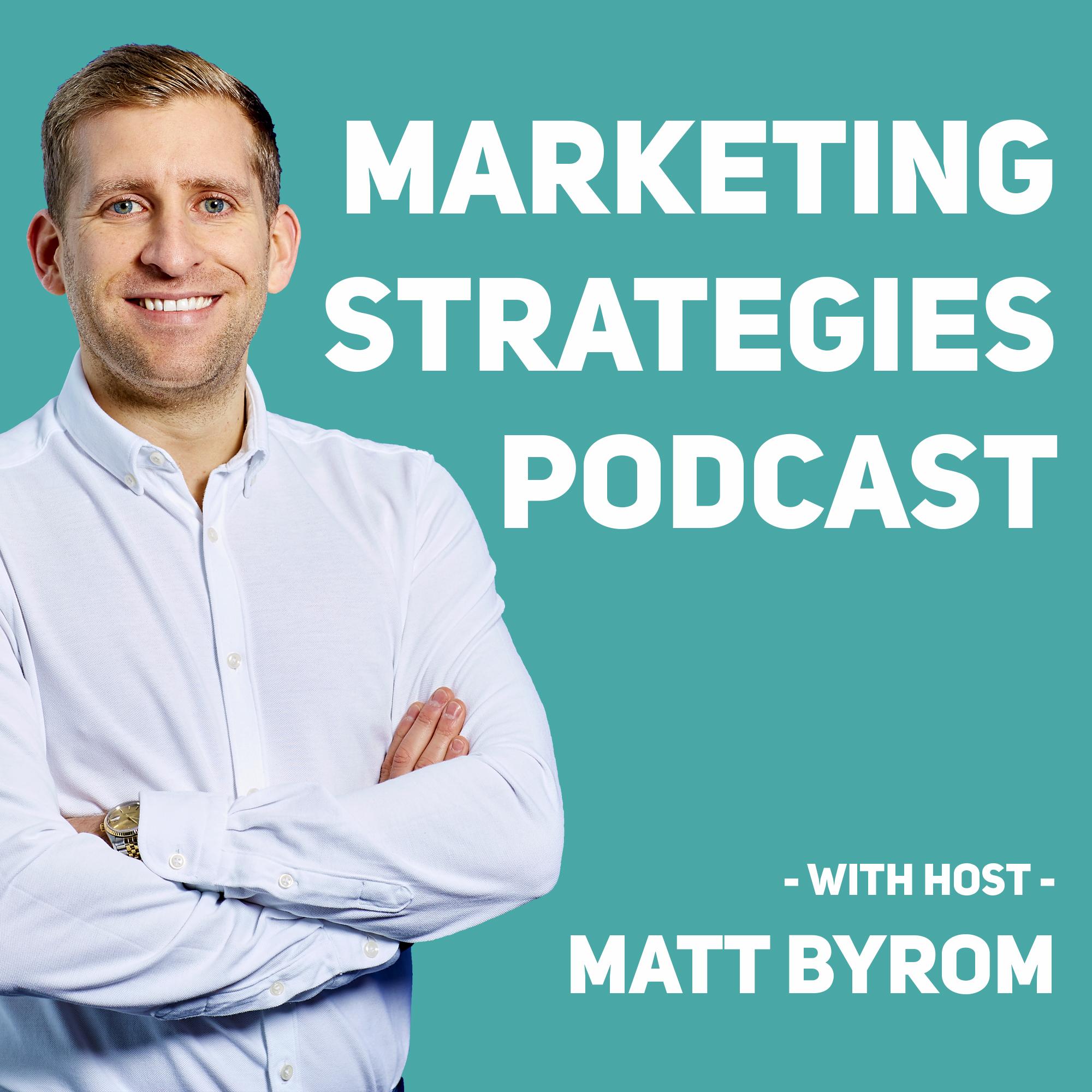 Marketing Strategies Podcast