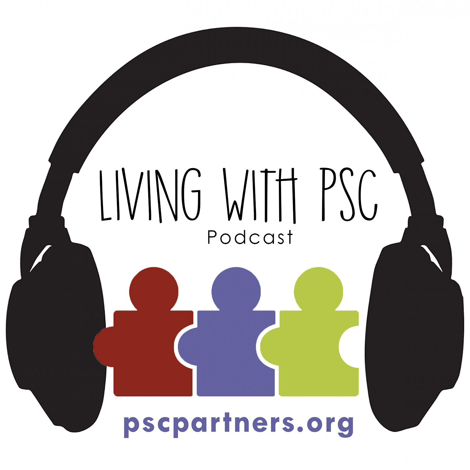 Living With PSC show art