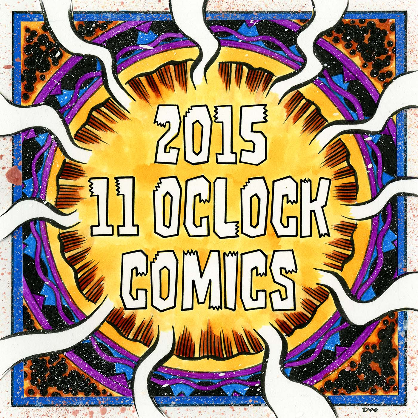 11 O'Clock Comics Episode 401
