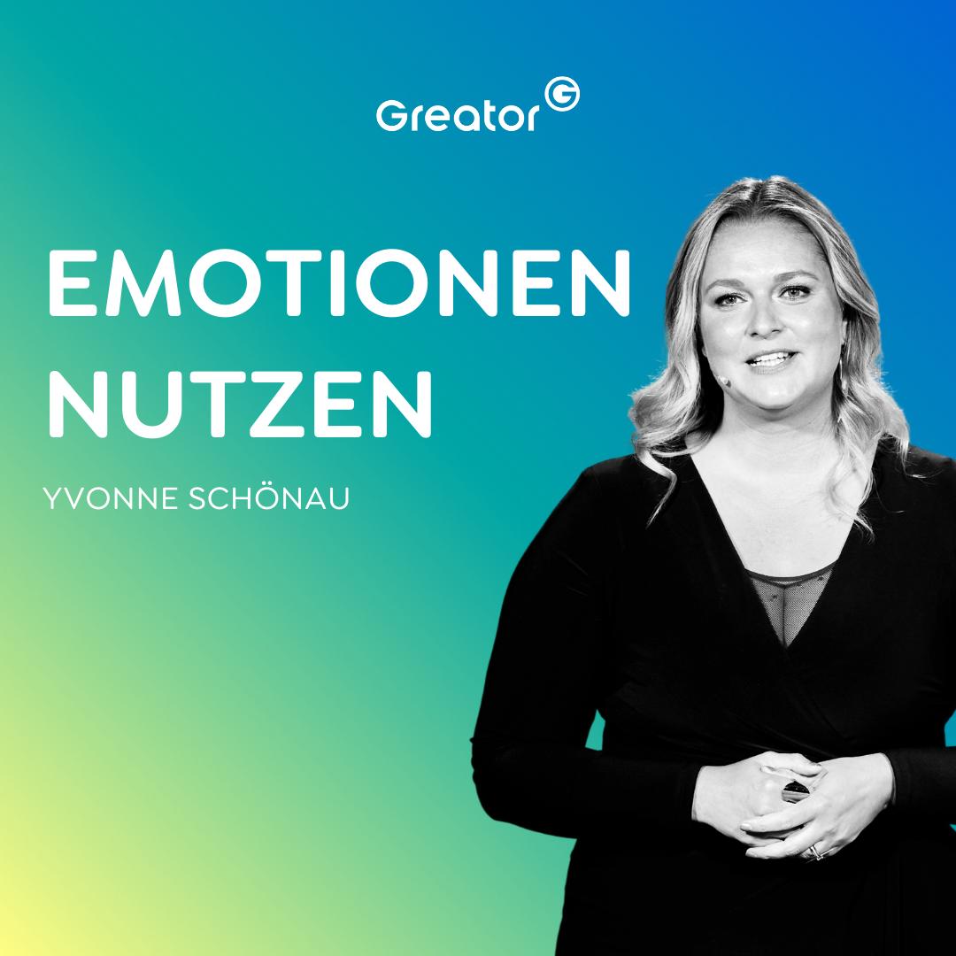 #784 Kreativität: Alles im Griff haben und Lösungen finden // Yvonne Schönau