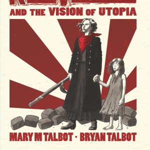 Janelle Asselin reads THE RED VIRGIN AND THE VISION OF UTOPIA