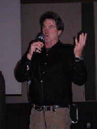 Nukewatch Director Jay Coghlan