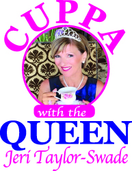 Cuppa with the Queen