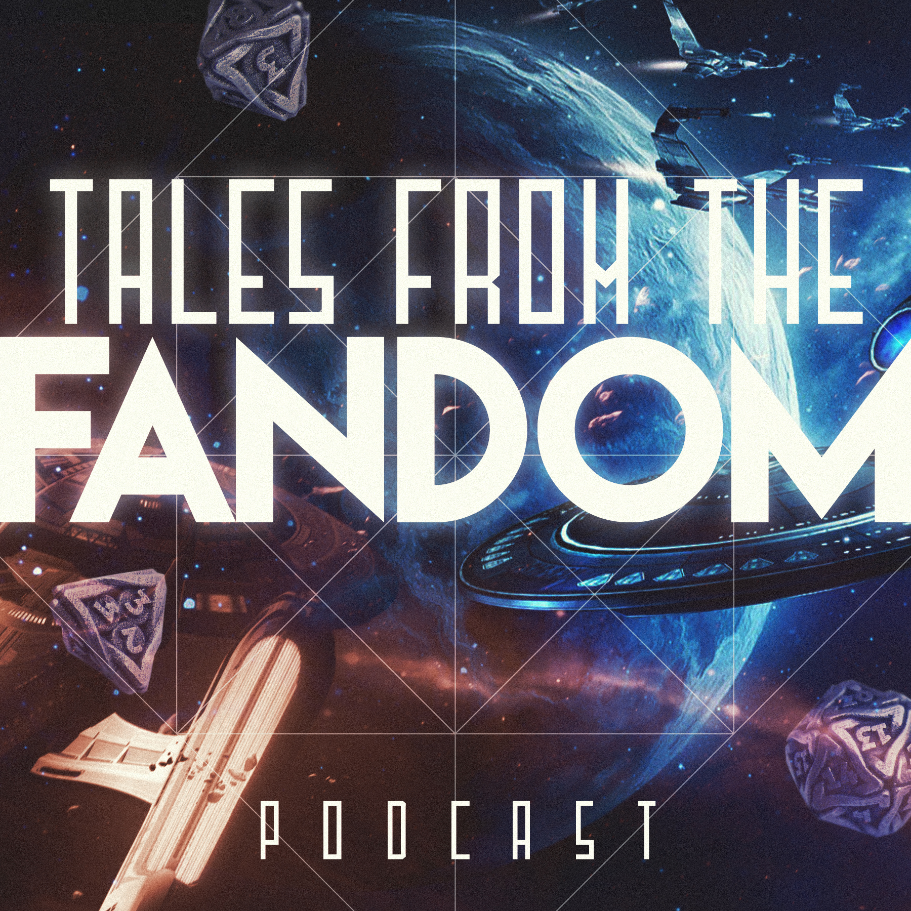 Tales from the Fandom show art
