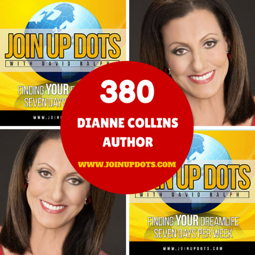 Podcast 380: Dianne Collins: An Author Providing The World A Quantum Leap In Education
