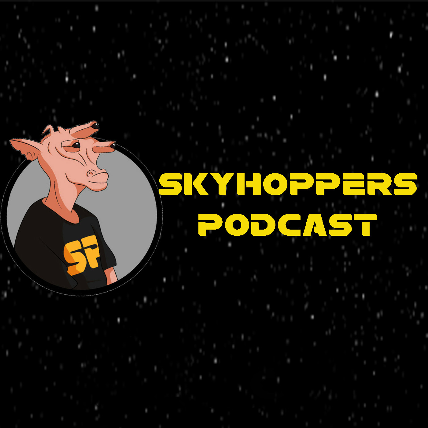 Artwork for Episode CLVI - The Skyhoppers Petcast