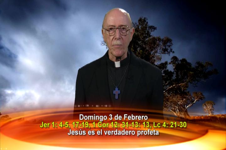 Artwork for Dios te Habla con Fr. Lenny de Pasquale; El tema: Jesús es el verdadero profeta