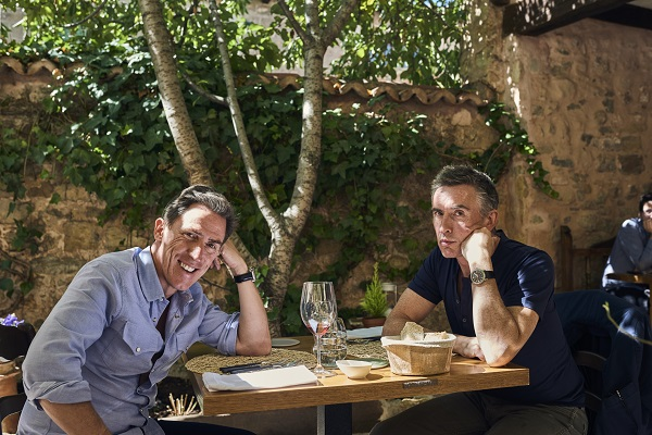 The Trip to Spain Rob Brydon Steve Coogan