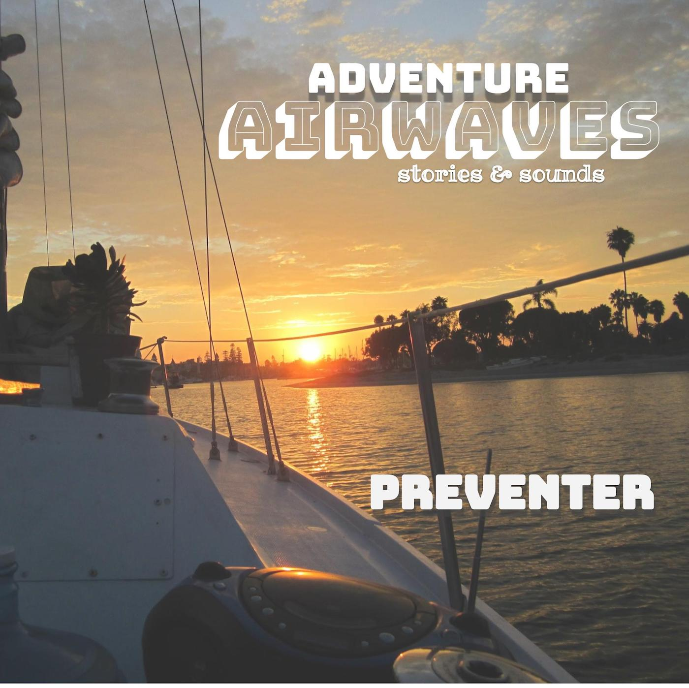 Preventer: A salty tale of a 1972 Columbia 30, two novice sailors, and a journey from Los Angeles to San Diego