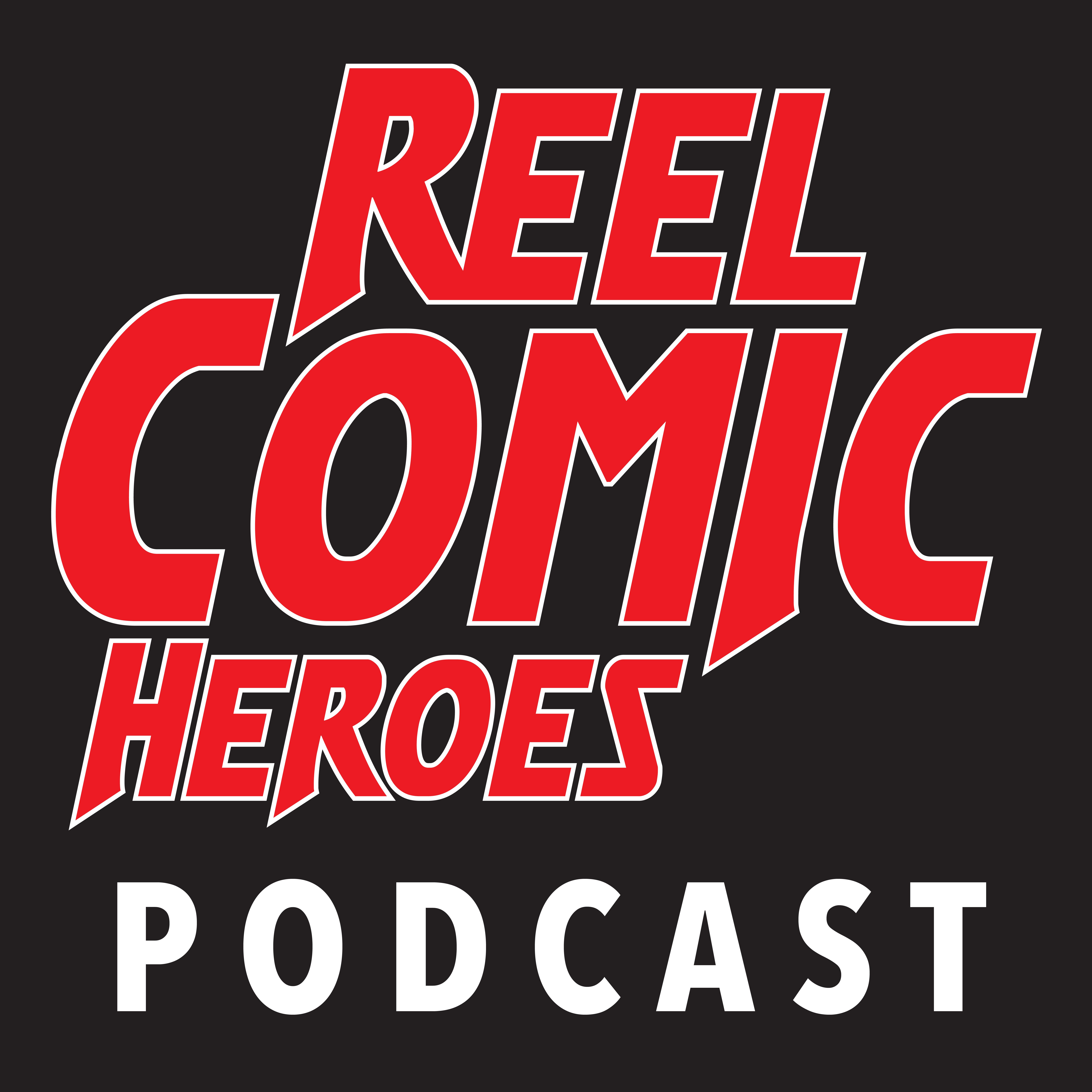 Reel Comic Heroes show art