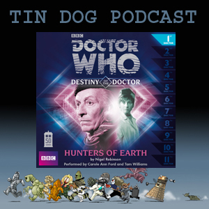 TDP 301: Hunters of Earth - Destiny 01