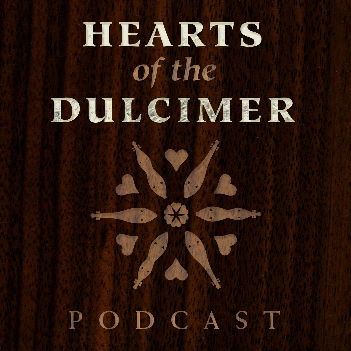 Hearts of the Dulcimer show art