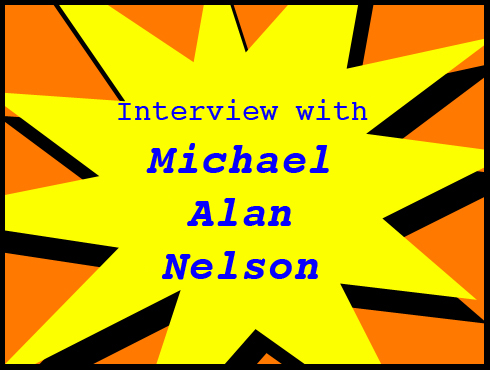 Cammy's Comic-Con Corner: WonderCon - Michael Alan Nelson Interview