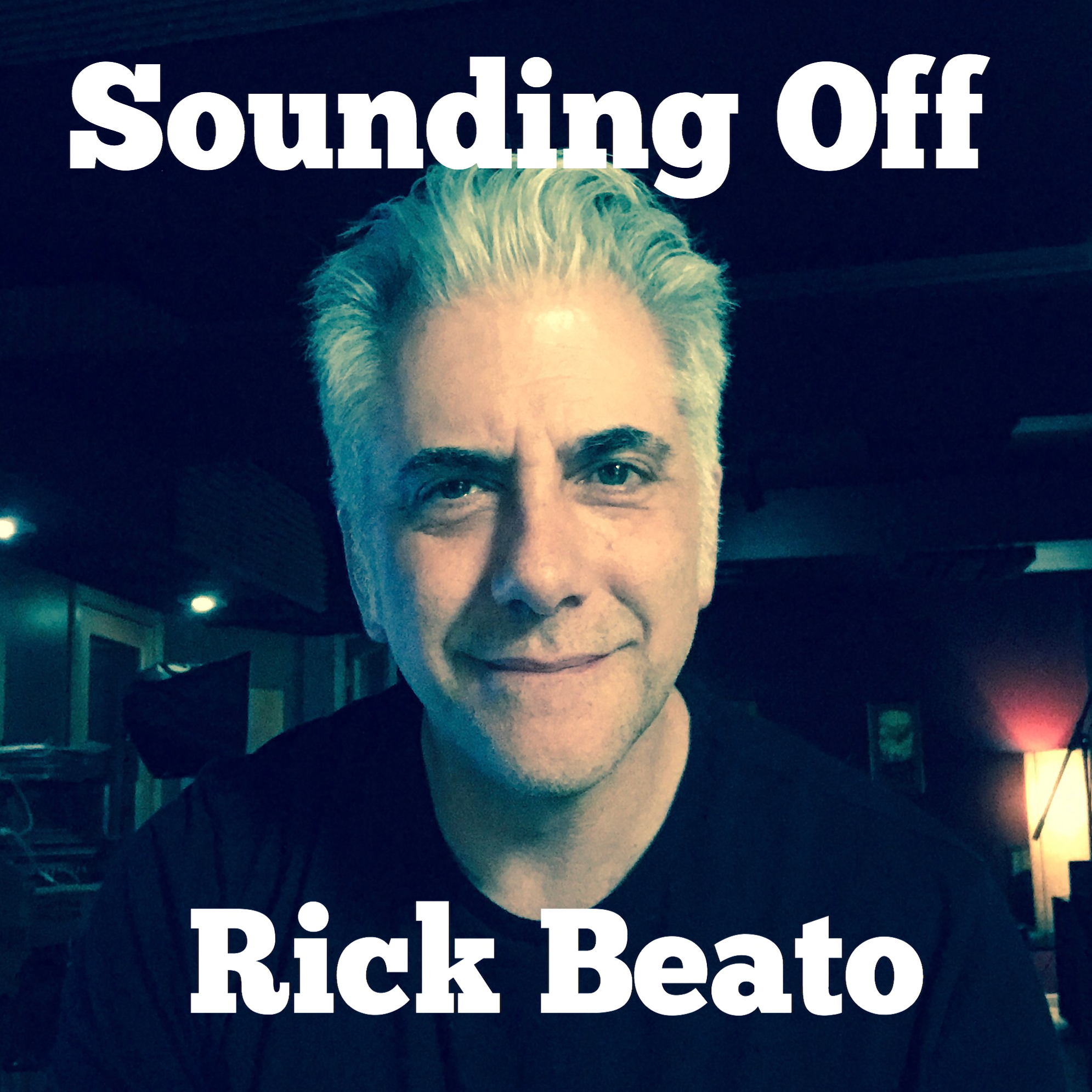 Sounding Off with Rick Beato show art