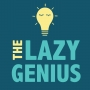 Artwork for #45: The Lazy Genius Sets Goals