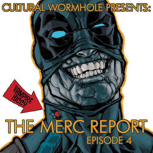 Cultural Wormhole Presents: The Merc Report Episode 4