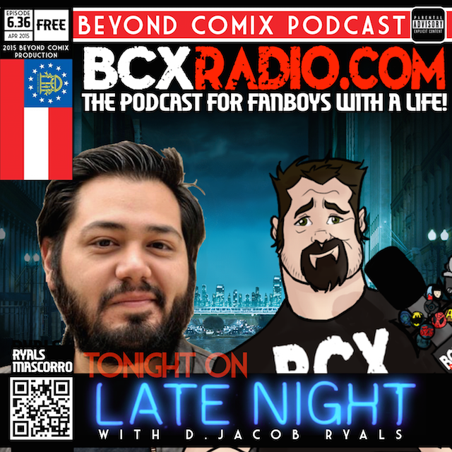 BCXradio 6.36 - Tonight on Late Night
