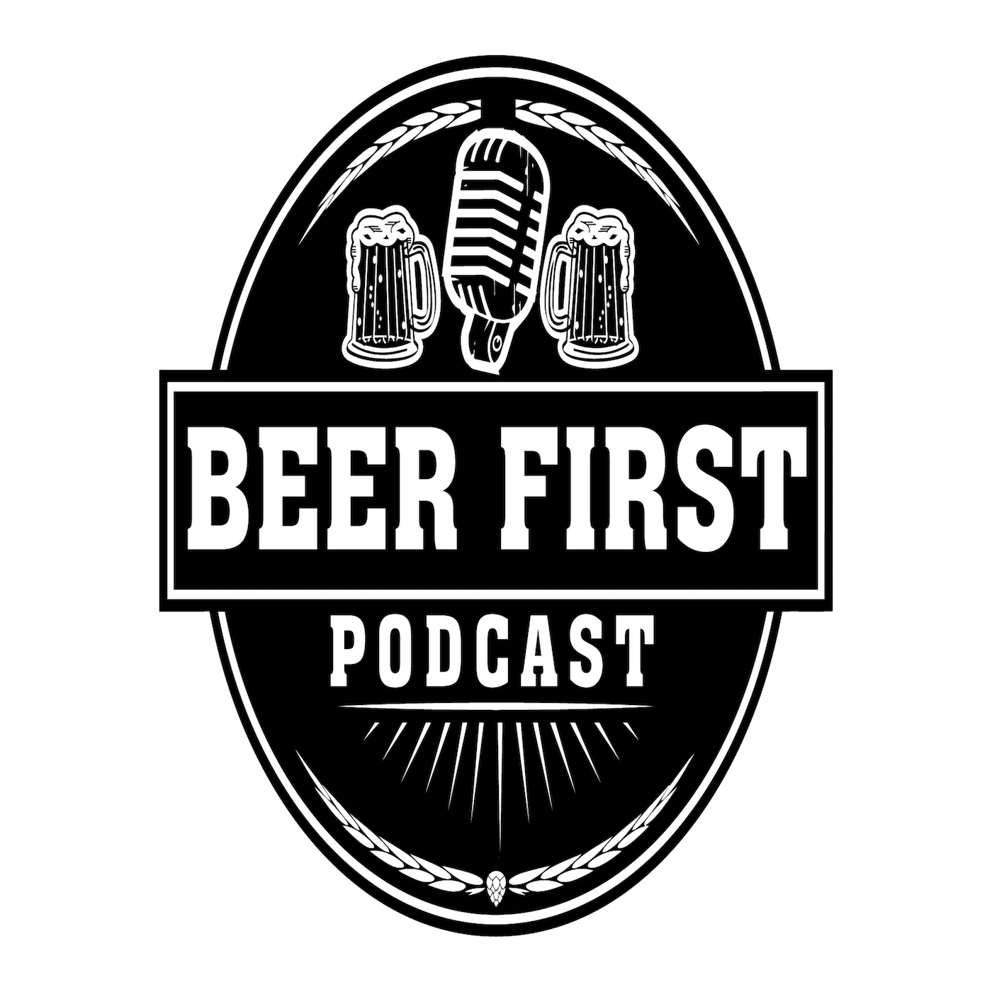 Artwork for Beer First show #2