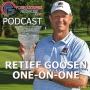 Artwork for Retief Goosen - 1 On 1 w/ the Hall of Famer