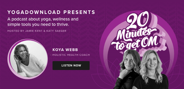 20 Minutes to Get Om - Episode 3: Collective Healing