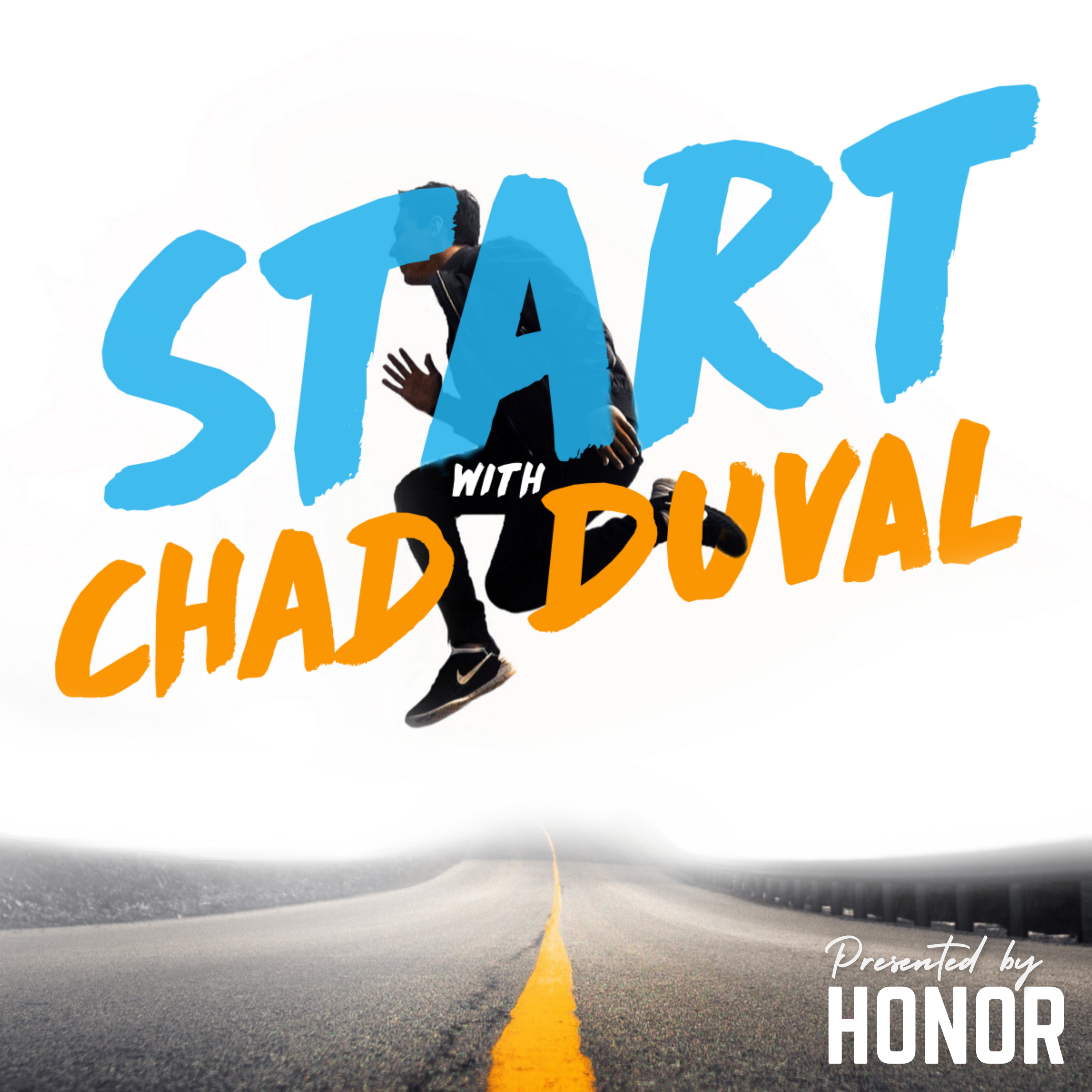 Start with Chad Duval show art