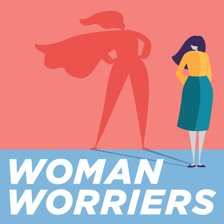 Woman Worriers show art