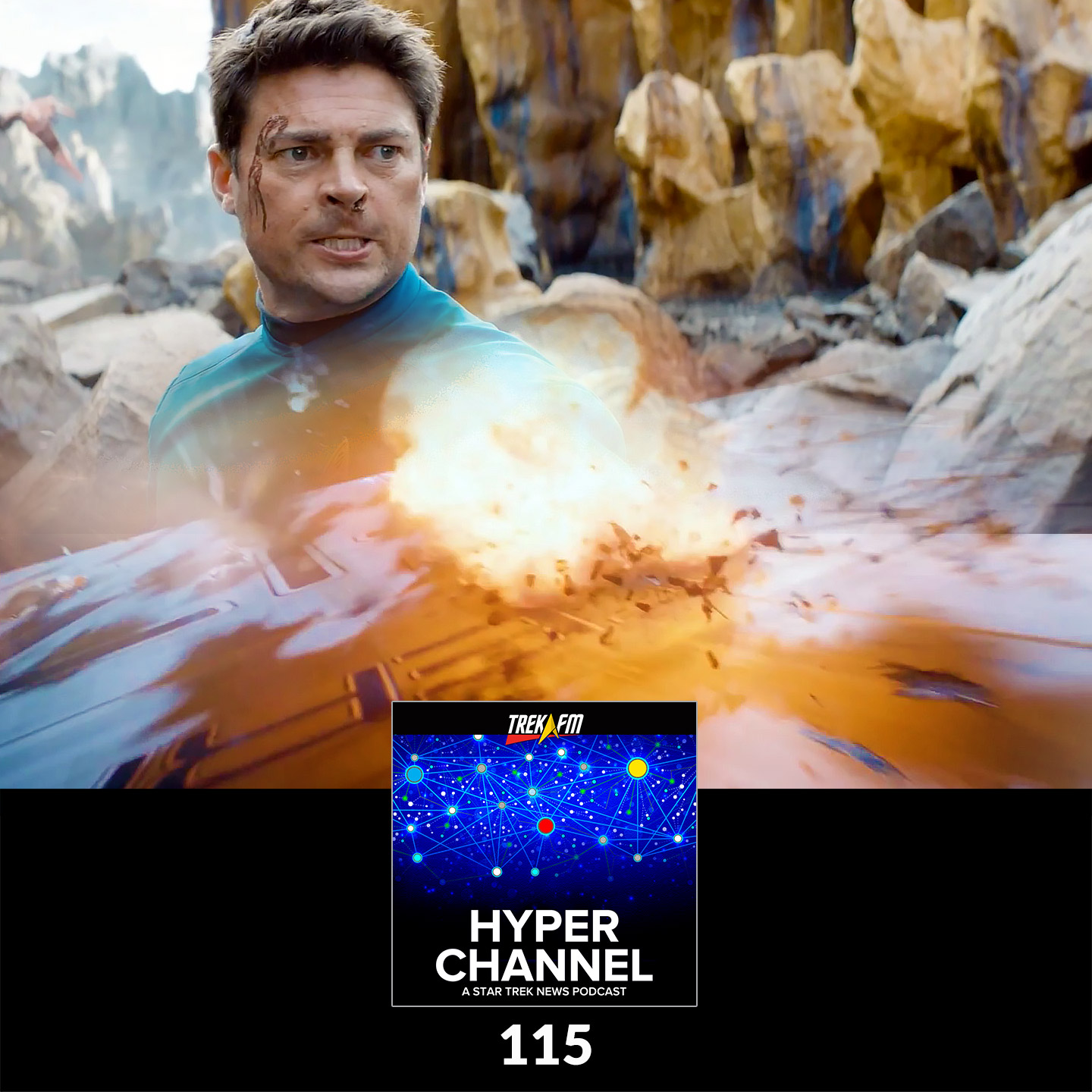 Hyperchannel 115: (Not Quite) Beyond Beyond