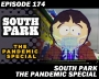 Artwork for South Park: The Pandemic Special