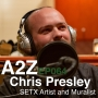 Artwork for Ep064: Chris Presley - SETX Artist and Muralist