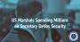Artwork for US Marshals Spending Millions on Secretary DeVos Security