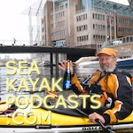 Kayaking around Oslo, Norway