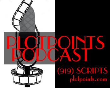 plotpoints podcast logo