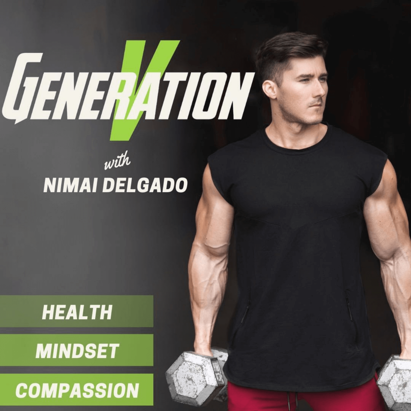 Generation V show art