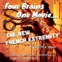 Artwork for 'THE NEW FRENCH EXTREMITY' A discussion with Guest James Hancock on a set of films so violent and nasty they had to create a new genre