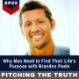 Artwork for Why Men Need to Find Their Life's Purpose with Brandon Peele