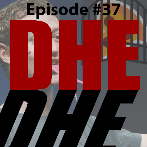 DHE #37 - The Lizard People Eat Fruity Pebbles from Human Skull Bowls