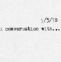 Artwork for 5/5/78 Episode 27 - Graham Reznick