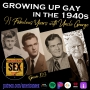 Artwork for Gay in the 1940s with 91 yo Uncle George - Ep 103