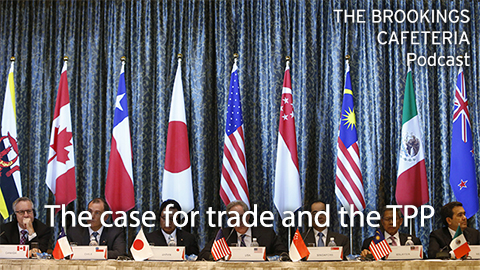 Artwork for The case for trade and the TPP