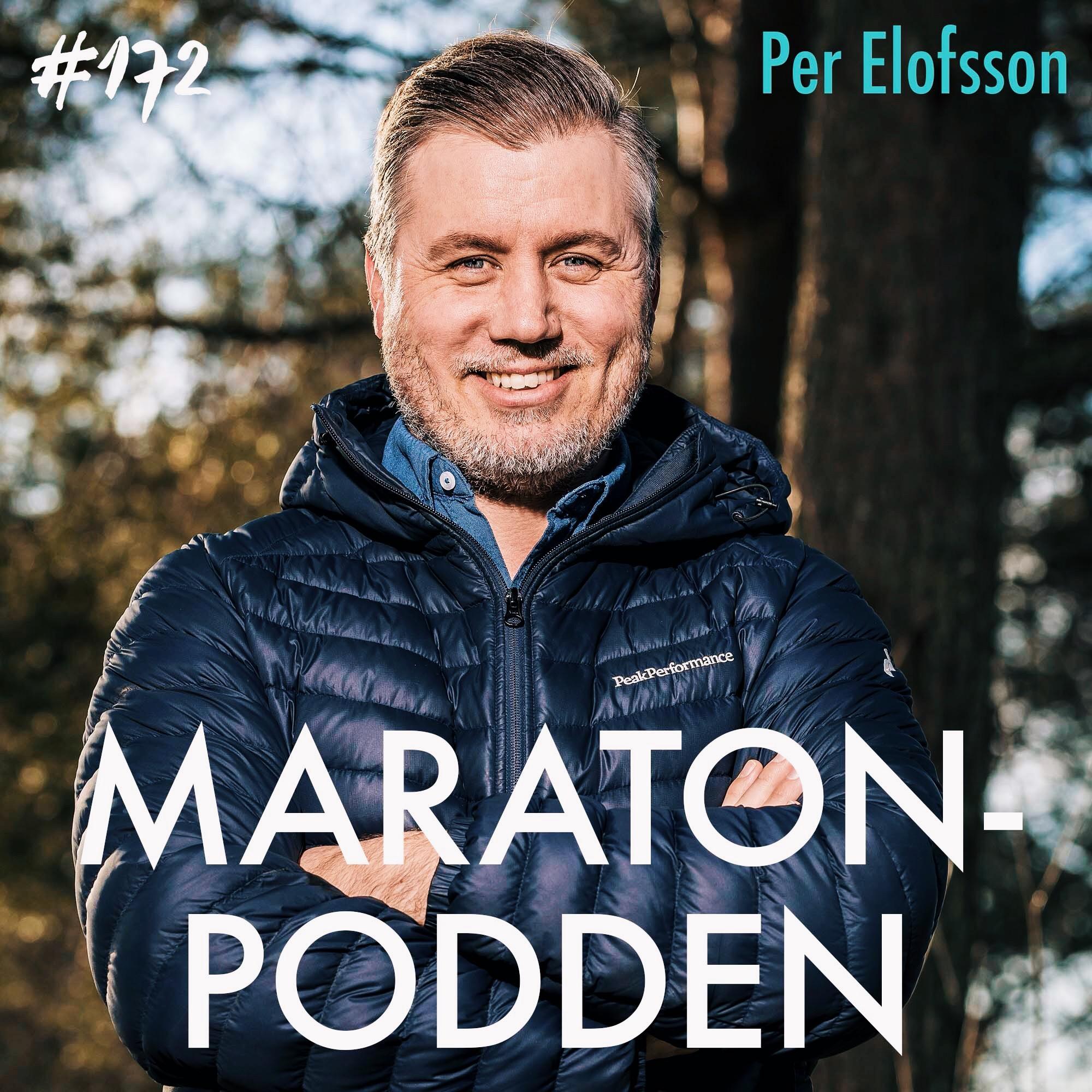#172: Per Elofsson, det är bara att bryta ihop och komma igen