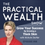 Artwork for Grow Your Success by Growing a Thick Skin with Nichole Stohler - Episode 98