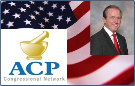 Pharmacy Podcast Episode 43: Mike James & Association of Community Pharmacists Congressional Network