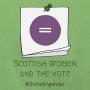 Artwork for Scottish Women and the Vote Volume 3