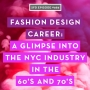 Artwork for SFD086 This 76 Year Old Worked in the NYC Fashion Industry since the 60's. Here's her story.