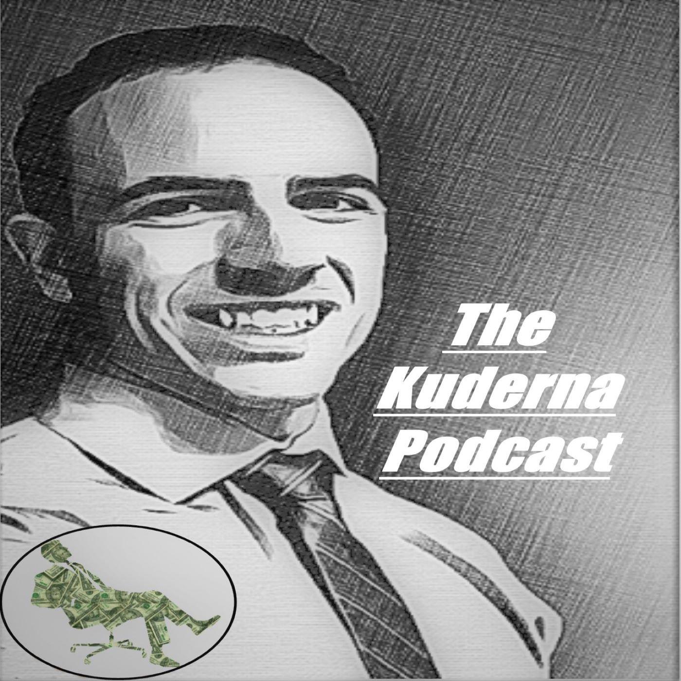 The Kuderna Podcast show art