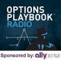Artwork for Options Playbook Radio 168: AMZN Bullish Skip Strike Butterfly