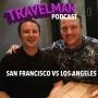 Artwork for SAN FRANCISCO VS LOS ANGELES