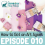 Artwork for 010: How to Get an Art Agent with Gary Levine